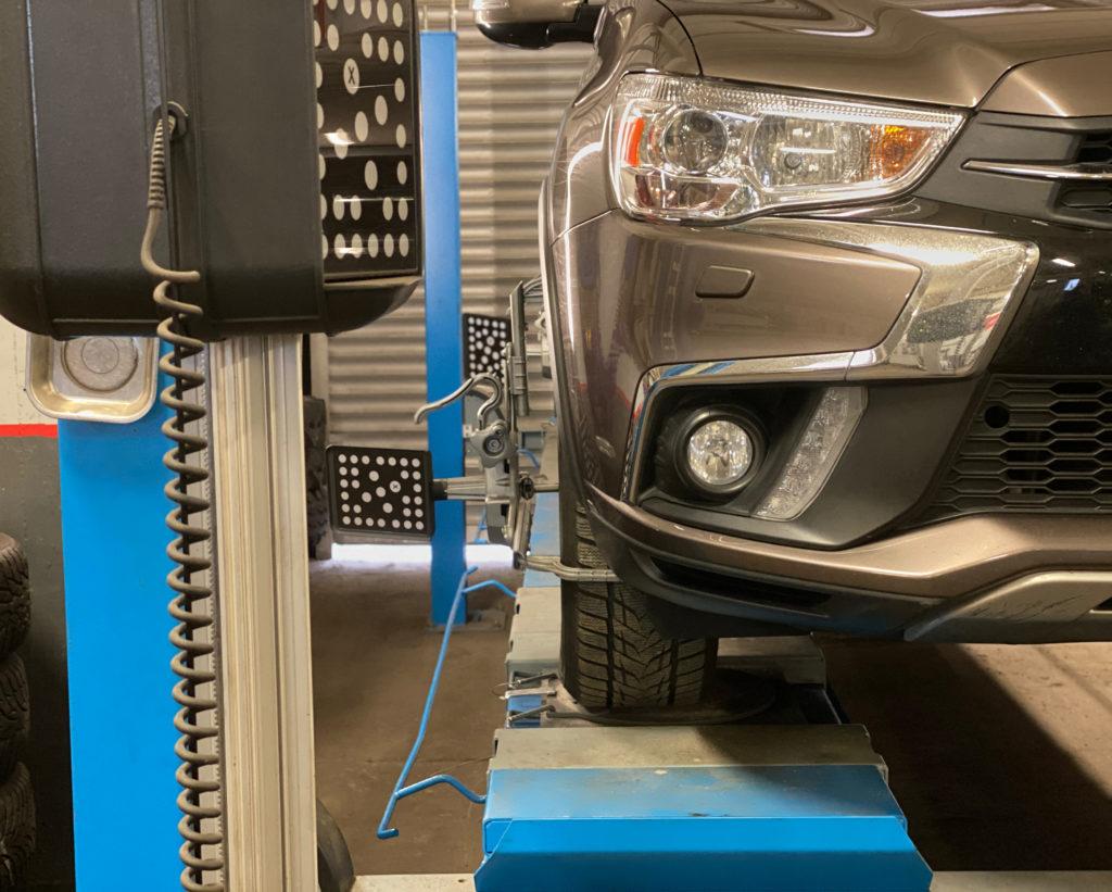 Taunusreifen & Autoservice - Fahrwerk & achsvemessung